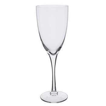 Rachael Pair of large wine glasses, H23cm - 37cl, clear