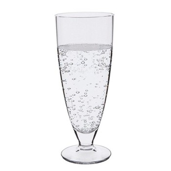 Rachael Pair of water glasses, H17.5cm - 34cl, clear
