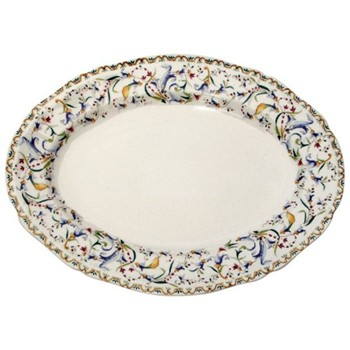 Oval platter No.4 34.5 x 25.3cm