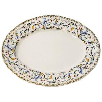 Oval platter No.6 39.3 x 29cm