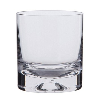 Pair of old fashioned tumblers H8.8cm - 25cl