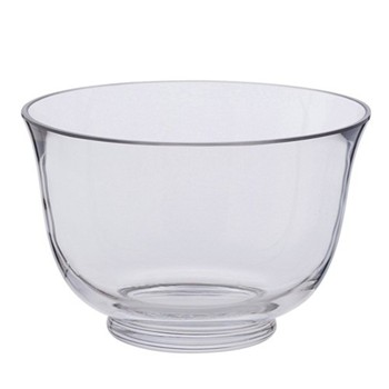 Fortuna Trifle/fruit salad bowl, D23cm, clear