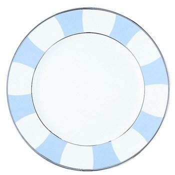 Galerie Royale Dinner plate, 26cm, wallis blue