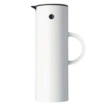 EM77 by Erik Magnussen Vacuum jug, 1 litre, white