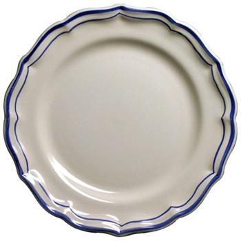 Filets Bleu Dessert plate, 23.2cm