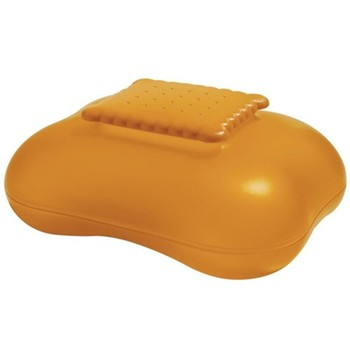 Mary Biscuit by Stefano Giovannoni Biscuit box, orange