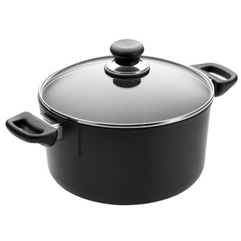 Classic Covered Dutch oven, 24cm, ceramic titanium