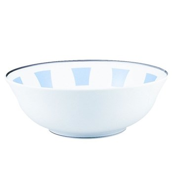 Galerie Royale Salad bowl, 25cm, wallis blue