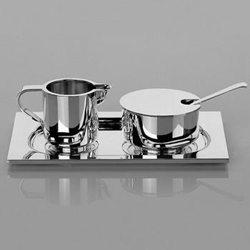 Alta Cream jug, silver plate