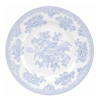 Asiatic Pheasants Side plate, 17.5cm, blue