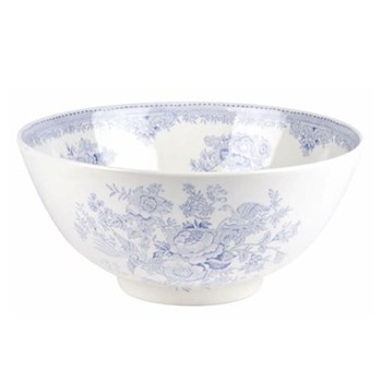 Asiatic Pheasants Chinese bowl medium, 20cm, blue