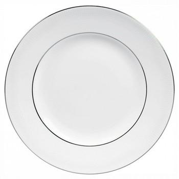 Vera Wang - Blanc sur Blanc Dinner plate, 27cm