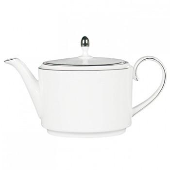 Vera Wang - Blanc sur Blanc Teapot, 1.1 litre