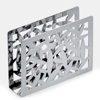 Cactus! by Marta Sansoni Napkin holder, 12cm, stainless steel