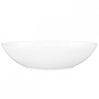 Jasper Conran - White Oval open serving dish