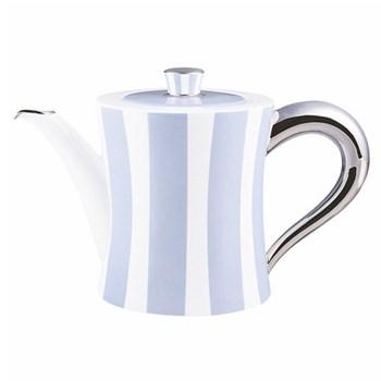 Galerie Royale Tea/coffee pot, wallis blue