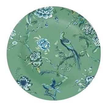 Jasper Conran - Chinoiserie Green Ornamental platter, 34cm
