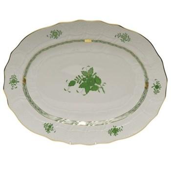 Oval platter 41.5cm
