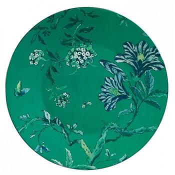 Jasper Conran - Chinoiserie Green Plate, 23cm