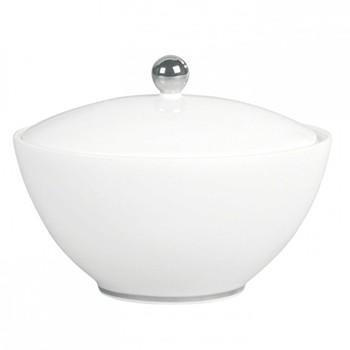 Jasper Conran - Platinum Covered sugar bowl