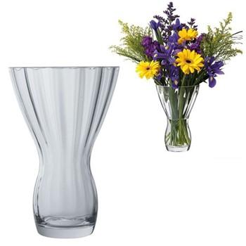 Florabundance Bouquet vase, H24.5cm, clear