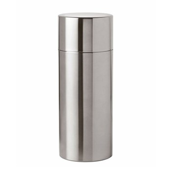 Arne Jacobsen Cocktail shaker, 75cl - H22.5 x W8.5cm, satin stainless steel