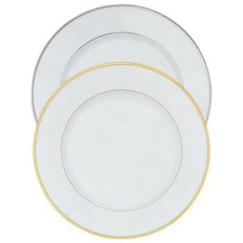 Orsay Or Large dinner plate, 28cm