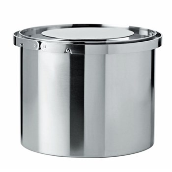Arne Jacobsen Ice/Champagne bucket, 2.5 litre, stainless steel