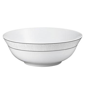 Dune Salad bowl, 25cm, platinum