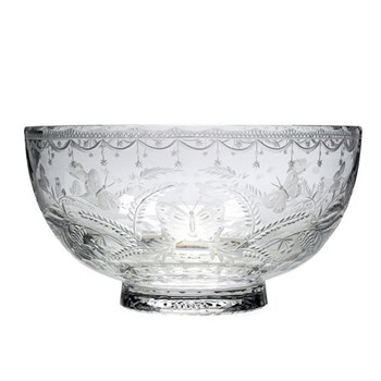 Abigail Wedding bowl, 10""