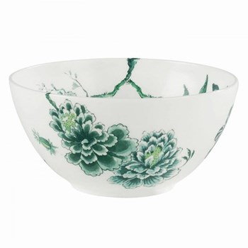 Jasper Conran - Chinoiserie White Salad bowl, 20cm