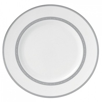 Vera Wang - Lace Platinum Dinner plate, 27cm