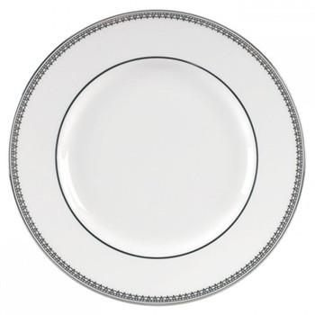 Vera Wang - Lace Platinum Plate, 15cm