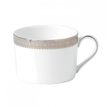 Vera Wang - Lace Platinum Teacup, 15cl