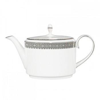 Vera Wang - Lace Platinum Teapot, 1.1 litre
