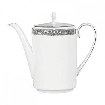 Vera Wang - Lace Platinum Coffee pot, 1 litre