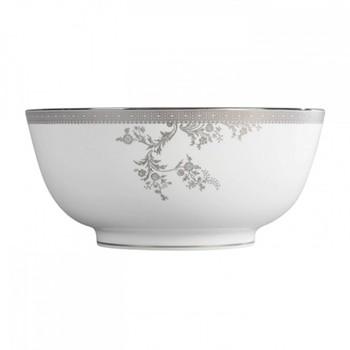 Vera Wang - Lace Platinum Salad bowl, 25cm