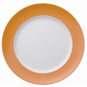 Sunny Day Plate, 27cm, orange