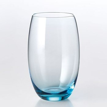 Solid Colour Tumbler, 40cl, aqua