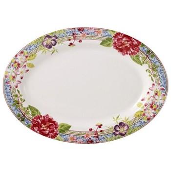 Oval platter 37 x 26cm