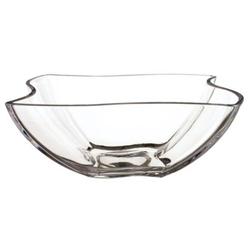 New Wave Bowl, 14.2cm, clear