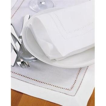 Set of 6 napkins 56 x 56cm