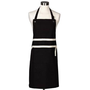 Textiles Chef's apron, black