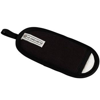 Textiles Handle glove, black