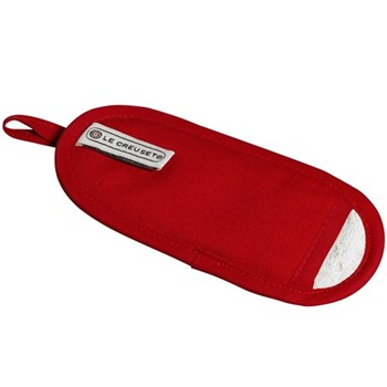Textiles Handle glove, red