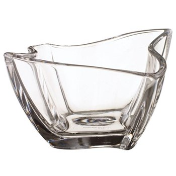 New Wave Individual dip bowl, 8cm, clear