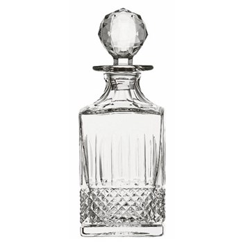 Tommy Square decanter