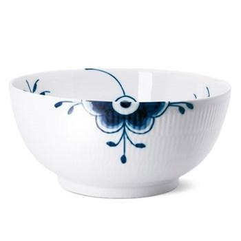 Blue Fluted Mega Bowl, 3.1 litre