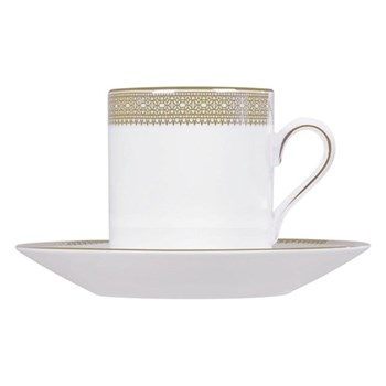 Vera Wang - Lace Gold Coffee cup, 8cl