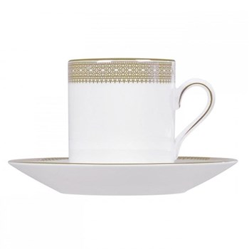 Vera Wang - Lace Gold Coffee saucer